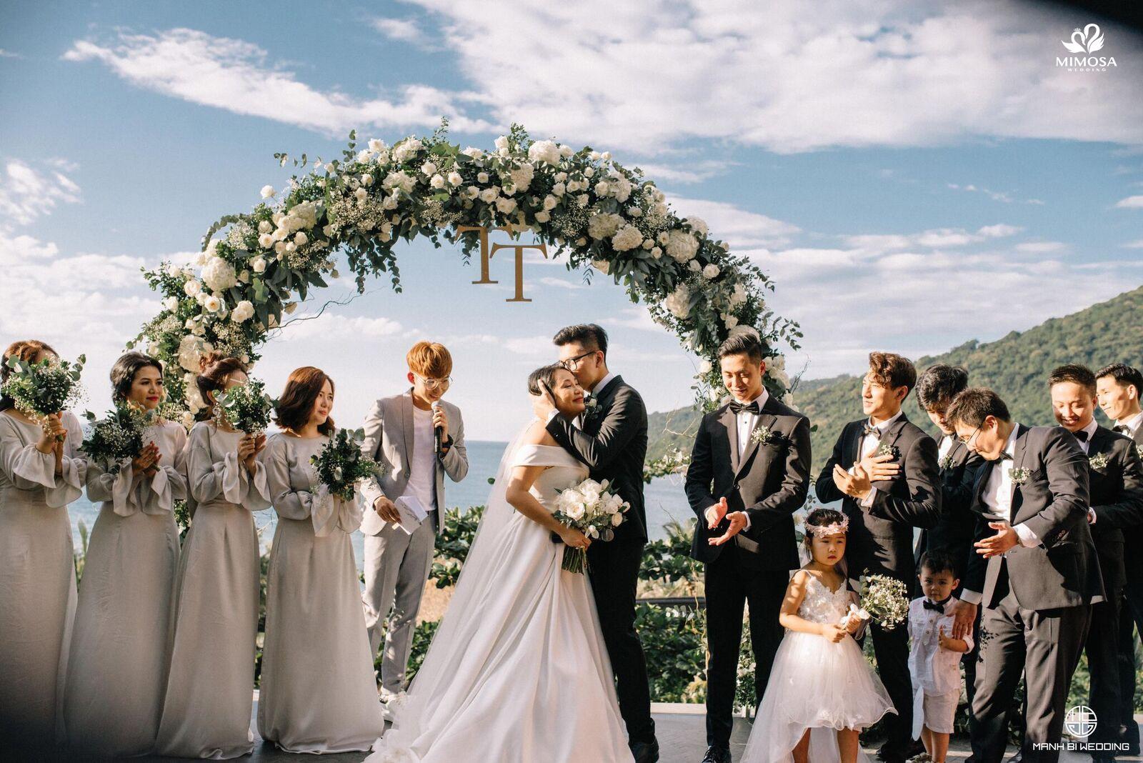 Mơ thấy đám cưới của chính mình
