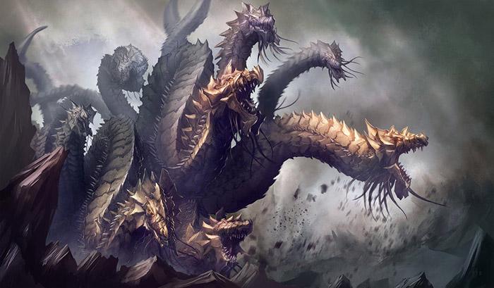 Mơ thấy đàn rồng
