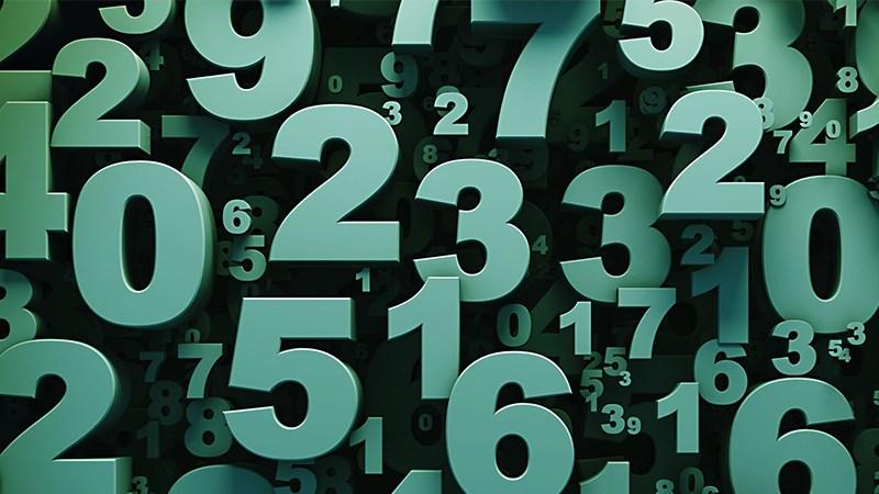 Ý nghĩa các con số trong giấc mơ