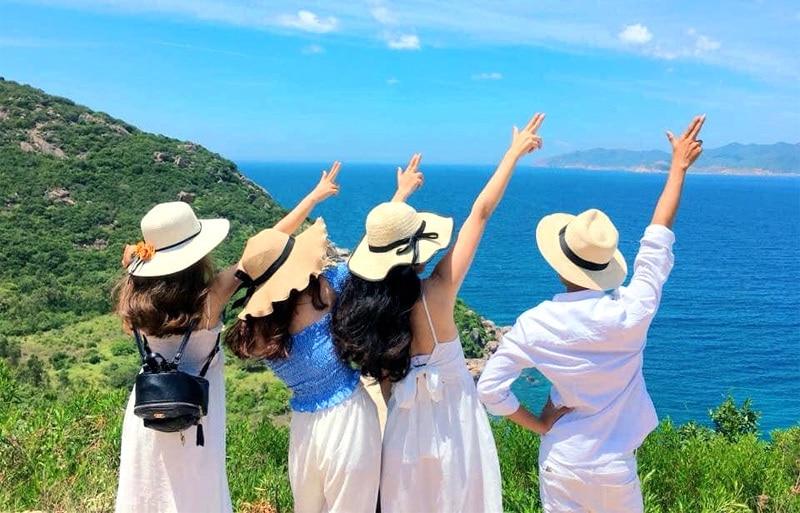 Mơ đi du lịch cùng bạn bè